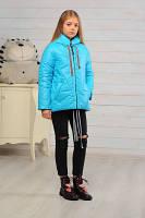 Кольорові куртки для дівчаток, фото 1