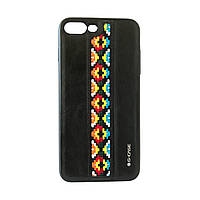 Чехол-накладка G-Case Folk for iPhone 7/8 Black