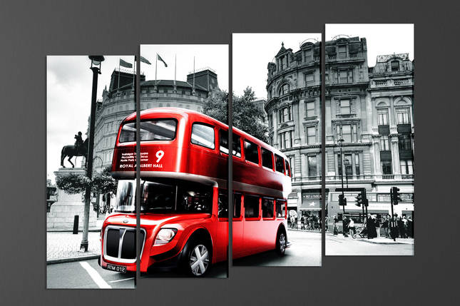 "Модульная картина ""Лондон"", фото 2"