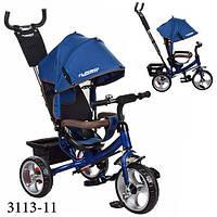 Детский трехколесный велосипед M 3113 ева колеса