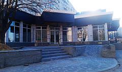 Комплексное оформление фасада,включая световые и несветовые буквы 12