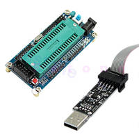 Программатор AVR Minimum System Board ATMEGA16 ATmega32 + USB ISP USBasp For ATMEL Ардуино