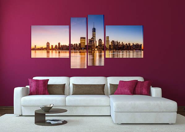 "Модульная картина ""Нью Йорк"", фото 2"