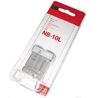 Dilux - Canon NB-10L 7,4 V 920mah Li-ion акумуляторна батарея до фотокамери
