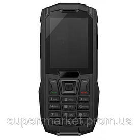 Телефон Bravis C245 Armor Dual Sim Black