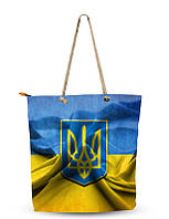 Сумка с гербом