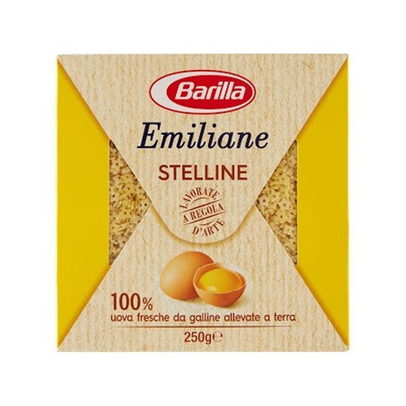 Макароны Barilla Emiliane Stelline №108, 275 г (Италия)