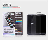 Защитная пленка Nillkin для LG L Bello Dual D335 матовая, фото 1