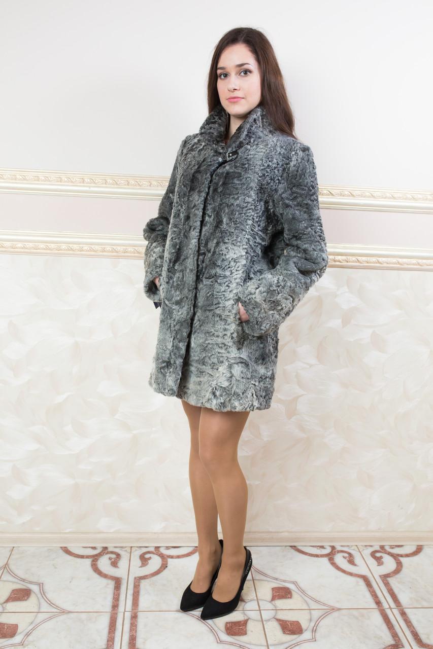 15cb778e34e Мини пальто из каракульчи - купить по лучшей цене в Ивано ...