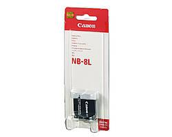 Dilux - Canon NB-8L 3.6 V 740mah Li-ion акумуляторна батарея до фотокамери