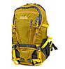 Рюкзак Туристический полиэстер Power In Eavas 8421  yellow купить рюкзаки оптом  дёшево в Украине.