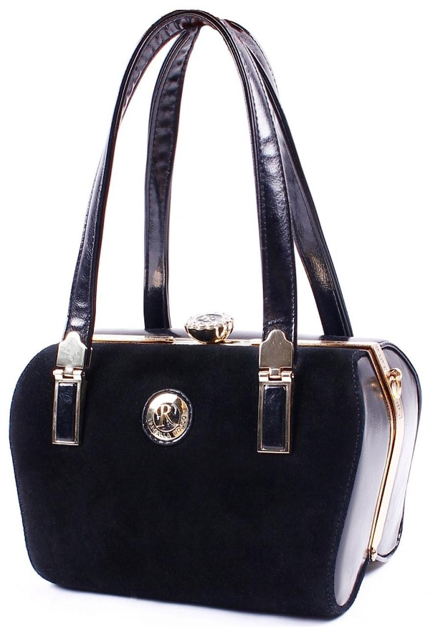 a2534c5bb122 Женская сумка 61417 Замшевые женские сумки, большой выбор, недорого! -  Интернет магазин