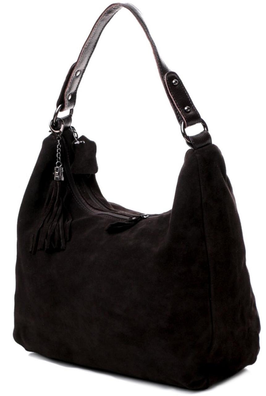 10b43bb9a126 Купить Женская замшевая сумка 507 Сумка женская замшевая, недорого в ...