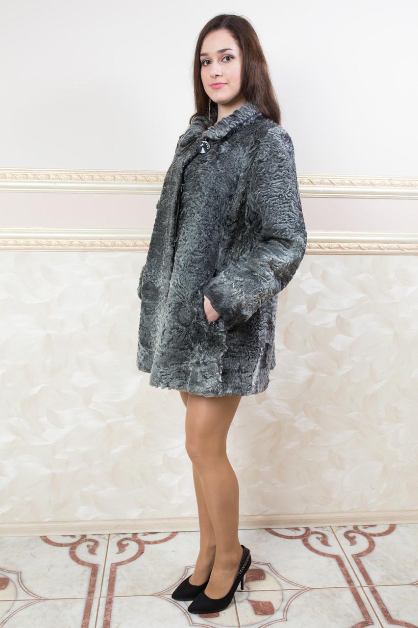 b4ceab5d7d0 Мини-пальто из каракульчи - купить по лучшей цене в Ивано ...