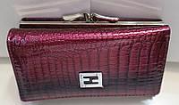 d4af16813921 Женский кожаный кошелек Balisa C711-H63 бордо кожаные кошельки оптом Одесса  7 км