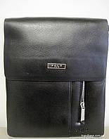 Мужская сумка 88843-1 black POLO мужская сумка на плечо не дорого Одесса 7 км, фото 1