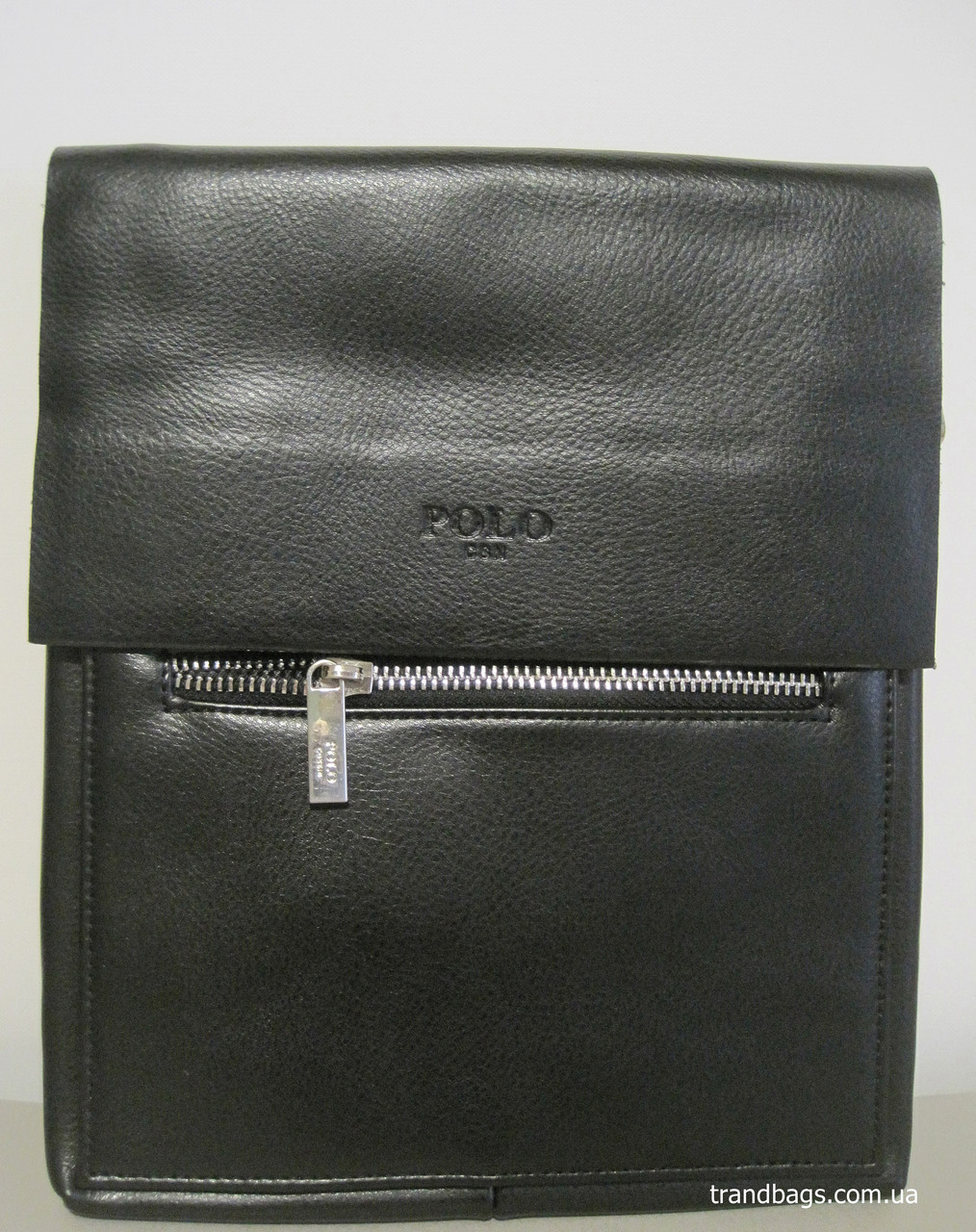 be76309d4c39 Мужская сумка 310-3 black POLO мужская сумка на плечо не дорого Одесса 7 км