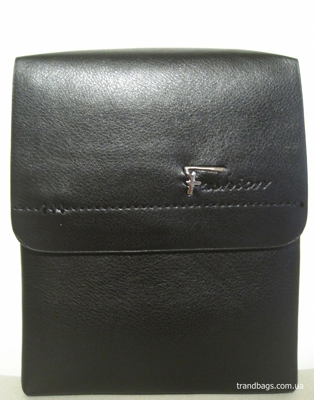 7f99c2b21439 Мужская сумка Р001-2 black FASHION мужская сумка на плечо не дорого Одесса  7 км