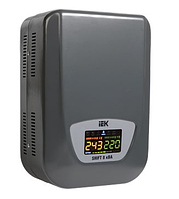 Стабилизатор напряжения Shift 5,5 кВА настенный IEK