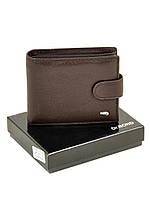 Мужское кожаное портмоне M13-1 coffee.Купить портмоне кожаные оптом и в розницу Одесса 7км, фото 1