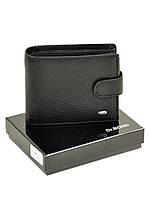 Мужское кожаное портмоне M2  black.Купить портмоне кожаные оптом и в розницу Одесса 7км, фото 1