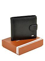 Мужское кожаное портмоне ST SERGIO TORRETTI M53 black.Купить портмоне кожаные оптом и в розницу Одесса 7км