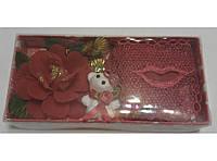 Подарочный набор валентинка (открытка) + бикини