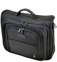 Мужская сумка 5400 black Сумка мужская Travelpro для ноутбука нейлон