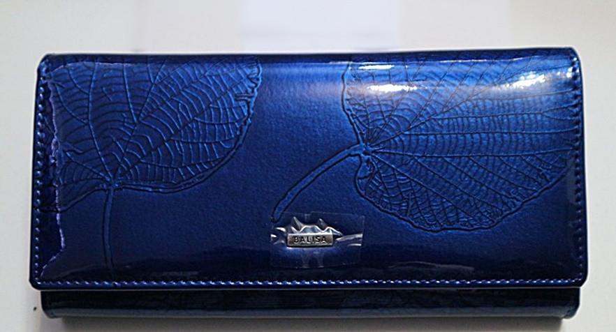 dc2ee9d66ad1 Женский кожаный кошелек Balisa C827-14 синий кожаные кошельки оптом Одесса  7 км