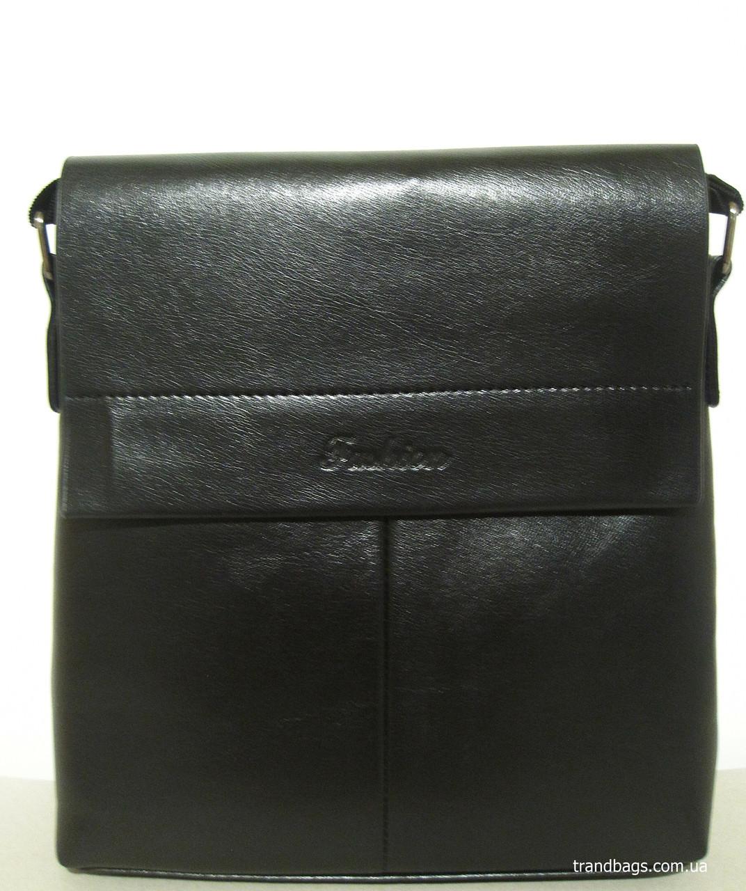 9daedfe78cf6 Мужская сумка А2027-3 black FASHION мужская сумка на плечо не дорого Одесса  7 км