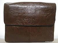 Мужская сумка 109S-2 brown CANTLOR мужская сумка на плечо не дорого Одесса 7 км