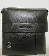 Мужская сумка А7685-1 black REFORM мужская сумка на плечо не дорого Одесса 7 км, фото 1
