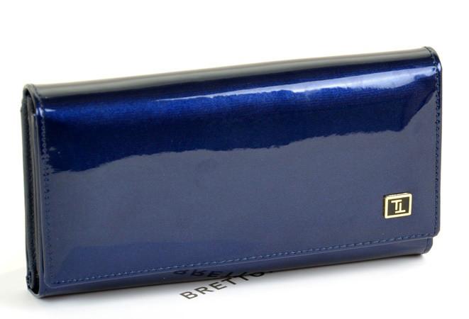c029e48c5434 Женский кожаный кошелек BRETTON GOLD W46 blue кожаные кошельки оптом Одесса  7 км