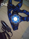 Налобный фонарь BAILONG BL-6816, фото 4