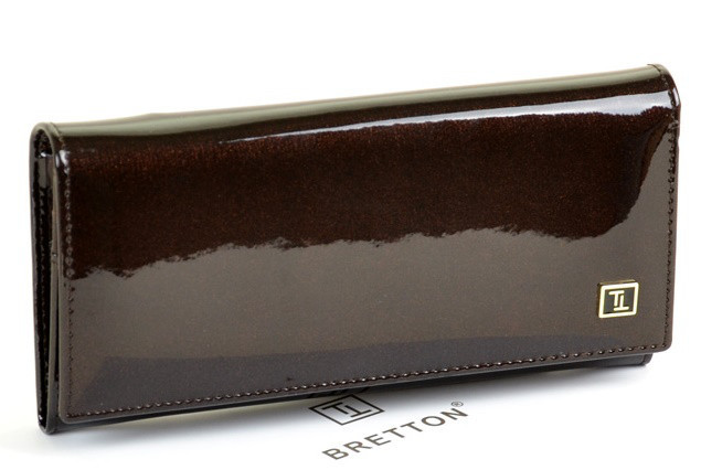 21441f04354f Женский кожаный кошелек BRETTON GOLD W501 coffee кожаные кошельки оптом  Одесса 7 км