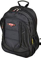 Рюкзак городской Power In Eavas 8821 black рюкзаки городские дешево оптом и в розницу со склада в Одессе 7 км , фото 1