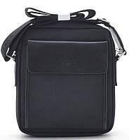 Мужская сумка POLO B6662-3 black мужская сумка купить не дорого Одесса 7 км, фото 1