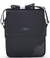 Мужская сумка POLO B668-3 black мужская сумка купить не дорого Одесса 7 км, фото 1