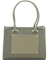 Женская сумка David Jones  CM3762 khaki купить сумки и клатчи Девид Джонс недорого в Одессе, фото 1