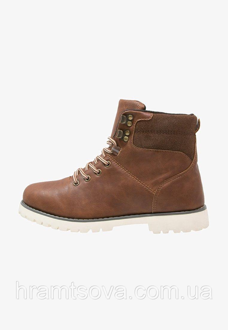 Мужские фирменные ботинки Your Turn Boots. Утепленные демисезонные ботинки производства Германия.
