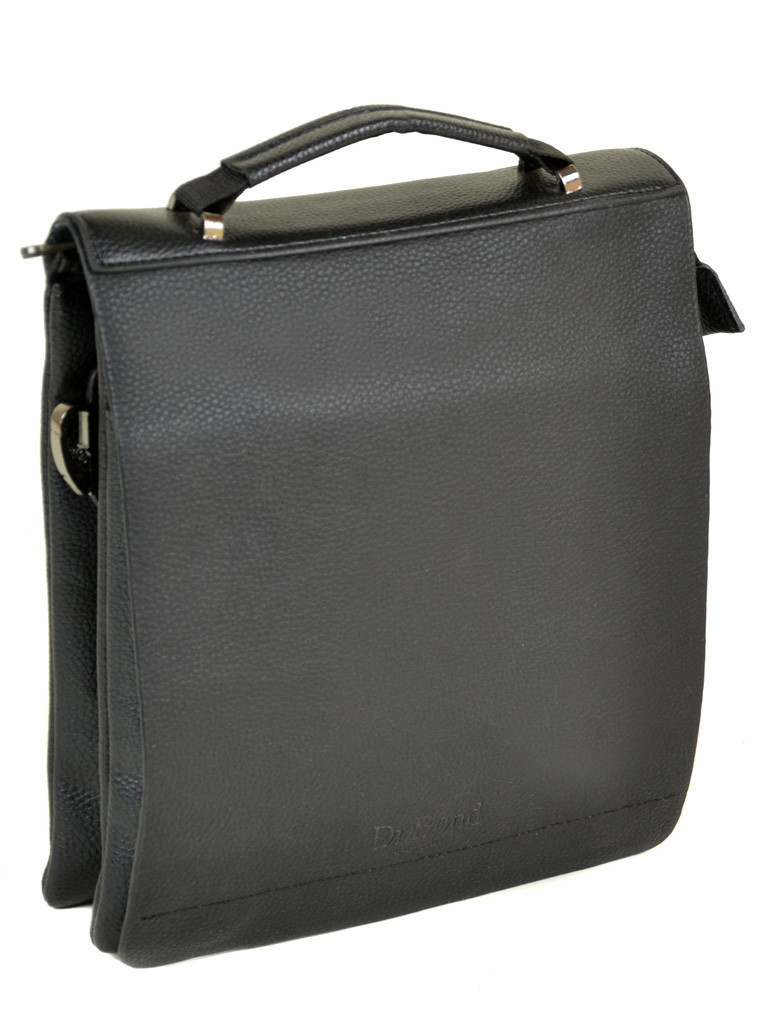 3e5e884f5d7b Сумка Мужская Планшет иск-кожа DR. BOND 214-3 black.Купить мужскую сумку