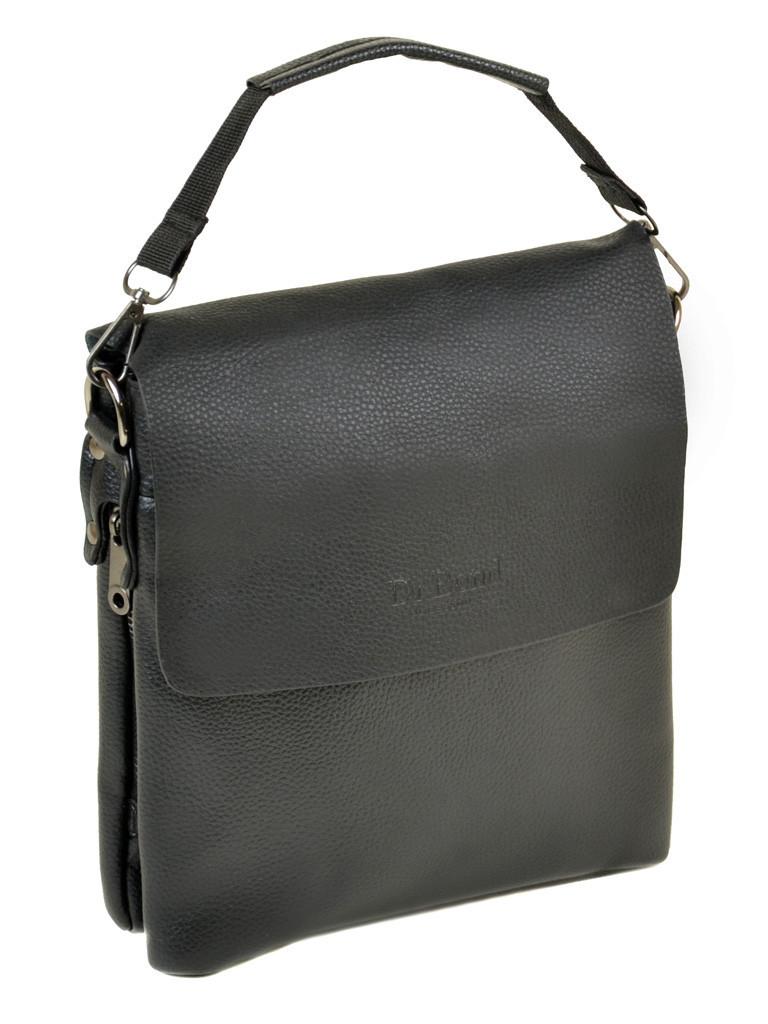 109875a58a13 Сумка Мужская Планшет иск-кожа DR. BOND 511-3 black. Купить сумки оптом и в  розницу дёшево в Украине