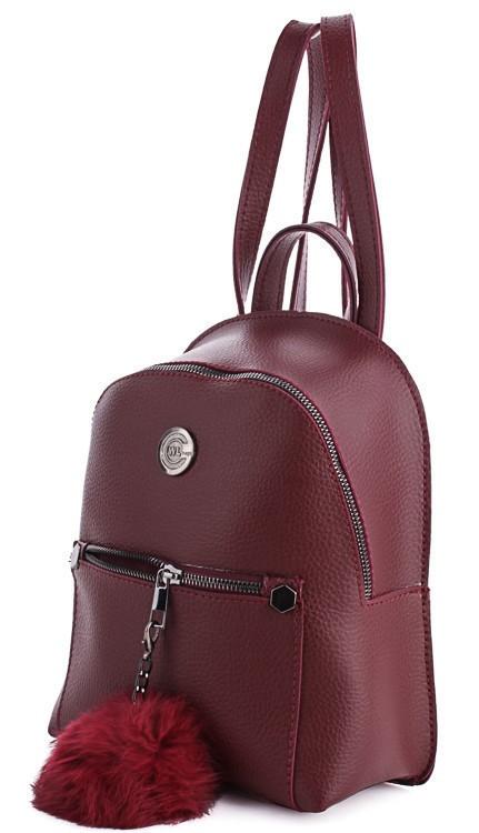 0c6d4a8a6a0c Купить Женский рюкзак WeLassie 44407 wineкупить женский рюкзак ...