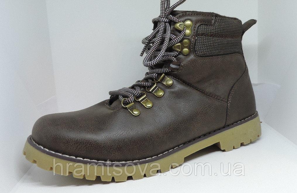 c53273f50 Мужские фирменные ботинки Your Turn Boots. Утепленные демисезонные ...