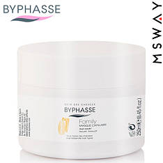 ByPhasse Hair Family Маска для волос (для всей семьи - яичный экстракт) Aux Oeufs* 250ml