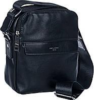 Мужская сумка David Jones 696601 black ДЕВИД ДЖОНС, фото 1
