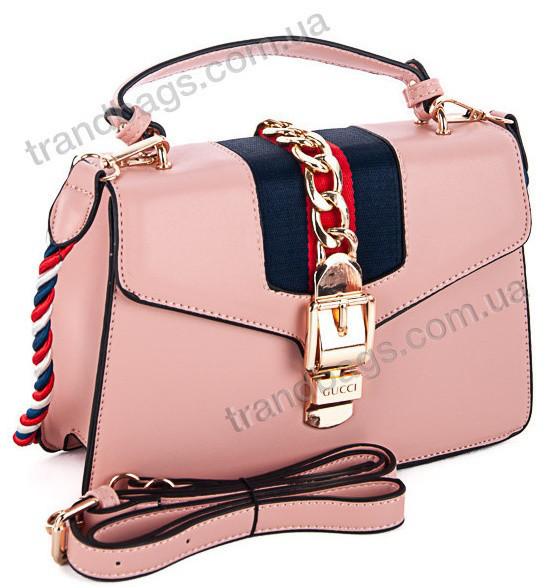 3e0c8055a091 Женская сумка 870-1 pink Брендовые женские сумки, недорого купить в Одессе  7 км