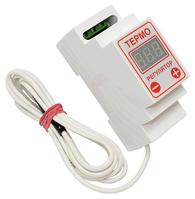 Терморегулятор ЦТРД-2 цифровой двухпороговый, двухрежимный DigiCOP