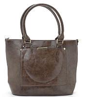 Женская сумка 805 коричневая купить недорого женскую сумку Одесса 7 км, фото 1