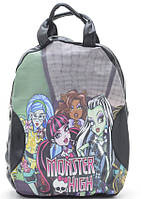 e4a513a82a57 Детский рюкзак monster high M-2269L черный купить детский рюкзак недорого